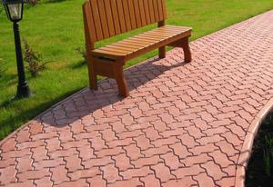 Тротуарная плитка Люберцы